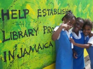 Helping Jamaica