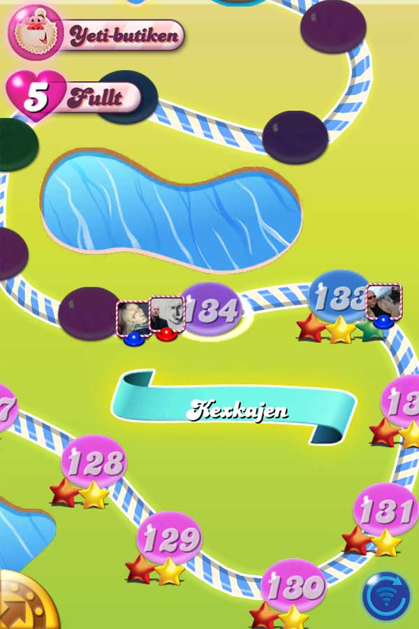 More lives in Candy Crush